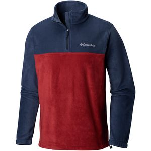 Columbia Steens Mountain 1/2-Zip Fleece Jacket - Men's