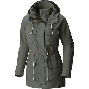 Columbia Tillicum Bridge Long Jacket - Women's