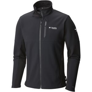Columbia Titanium Titan Ridge II Hybrid Softshell Jacket - Men's