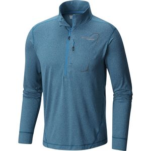 Columbia Titanium Diamond Peak 1/2-Zip Top - Men's