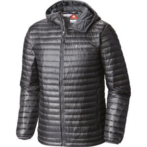 Columbia Platinum Plus 740 Turbodown Hooded Jacket - Men's