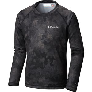 Columbia Midweight Printed Baselayer Crew -Boys'