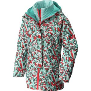Columbia Whirlibird Interchange Jacket - Girls'
