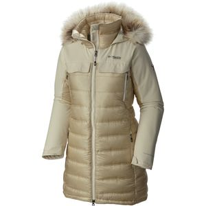 Columbia Heatzone 1000 Turbodown Long Hooded Parka - Women's