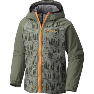 Columbia Next Destination Interchange Jacket - Boys'