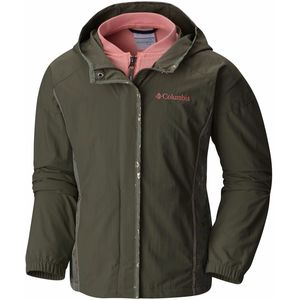 Columbia Next Destination Interchange Jacket - Girls'
