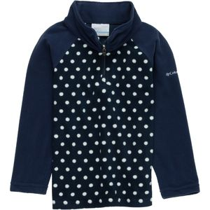 Columbia Glacial II Print Half-Zip Fleece Jacket - Little Girls'