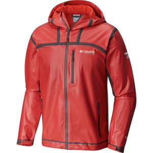 Columbia Outdry Ex Stretch Hooded Shell Jacket - Men's