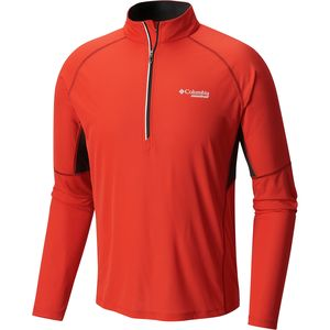 Columbia Titan Ultra Half Zip Shirt - Men's