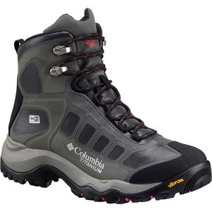 Columbia Daska Pass III Titanium Outdry Extreme Hiking Boot - Women's