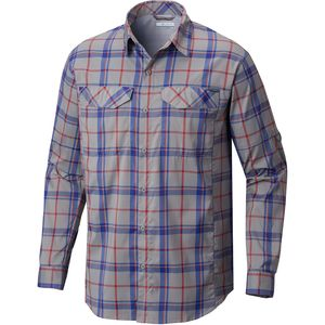 Columbia Silver Ridge Lite Plaid Shirt - Men's