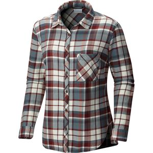 Columbia PNW Deschutes River Flannel Shirt  - Womens' - Womens'