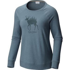 Columbia PNW Deschutes River Pullover Sweatshirt - Women's