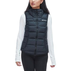 Columbia Explorer Falls Hooded Down Vest - Women's