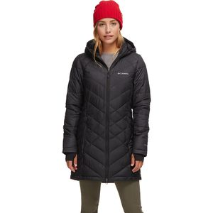 Columbia Heavenly Long Hooded Jacket - Women's