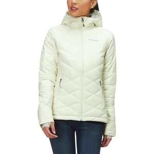 Deals on Columbia Heavenly Hooded Jacket Womens