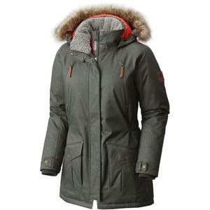 Columbia Barlow Pass 550 Turbodown Hooded Jacket - Women's