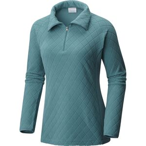 Columbia Glacial Print III 1/2-Zip Fleece Pullover - Women's