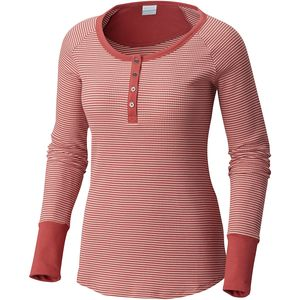 Columbia Along The Gorge Thermal Henley - Women's