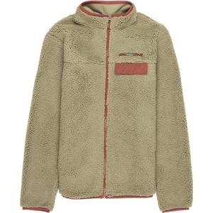 Columbia Mountain Side Heavyweight Full-Zip Fleece Jacket - Boys'
