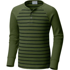 Columbia Trulli Trails Thermal Henley Shirt - Long-Sleeve - Boys'