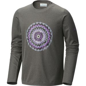 Columbia Auroras Lights Long-Sleeve T-Shirt - Girls'