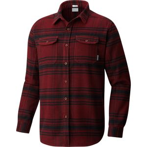 Columbia Deschutes River Heavyweight Flannel  - Mens'