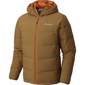 Columbia Lone Fir 650 Turbodown Hooded Jacket - Men's