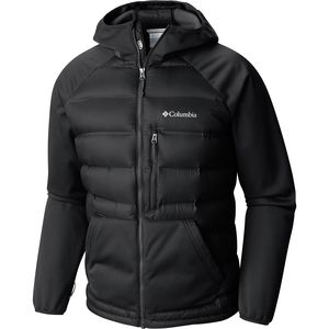 Columbia Ramble Down Hybrid Hooded Jacket - Men's