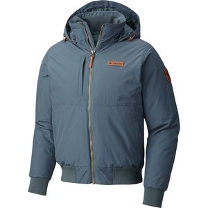 Columbia Alpine Escape 490 Turbodown Bomber Jacket - Men's