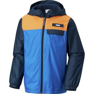Columbia Mountain Side Lined Windbreaker - Boys'
