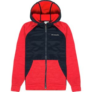 Columbia S'More Adventure Hybrid Hooded Jacket - Boys'
