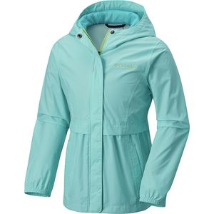 Columbia Pardon My Trench Rain Jacket - Girls'