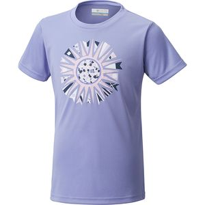 Columbia Trailriffic Short-Sleeve Shirt - Girls'