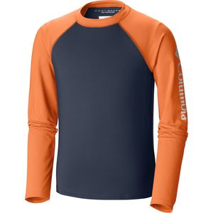 Columbia Mini Breaker Long-Sleeve Sunguard - Toddler Boys'