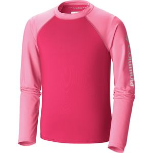 Columbia Mini Breaker Long-Sleeve Sunguard - Toddler Girls'