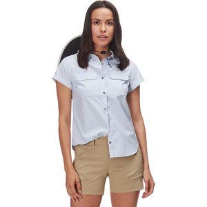 Columbia Pilsner Peak Novelty Short-Sleeve Shirt - Women's