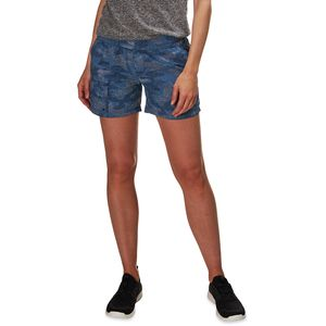 Columbia Silver Ridge Printed Pull On Short - Women's