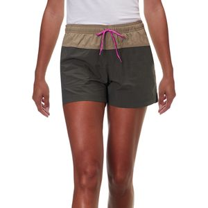Columbia Sandy River Color Blocked Short - Women's