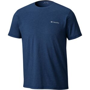 Columbia Tech Trail Short-Sleeve Crew - Men's
