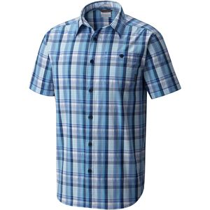 Columbia Boulder Ridge Short Sleeve Shirt - Men's