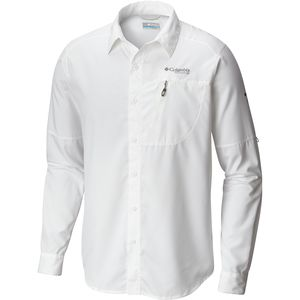 Columbia Northern Ground Long Sleeve Shirt - Men's