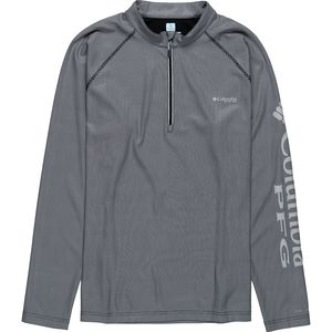 Columbia Solar Shade Zero 1/4 Zip Shirt - Men's