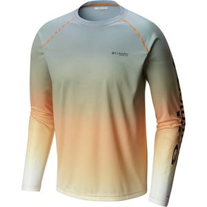 Columbia Solar Shade Printed Long-Sleeve Shirt - Men's