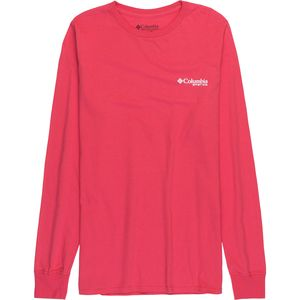 Columbia PFG Triangle Long-Sleeve T-Shirt - Men's