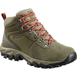 Columbia Newton Ridge Plus II Suede WP Hiking Boot - Men's