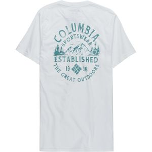 Columbia Creeper Short-Sleeve T-Shirt - Men's