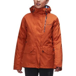 Columbia Emerald Lake Interchange Jacket - Women's