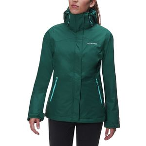 Columbia Bugaboo II Interchange Hooded Jacket - Women's