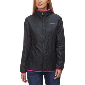 Columbia Mountain Side Reversible Fleece Jacket - Women's